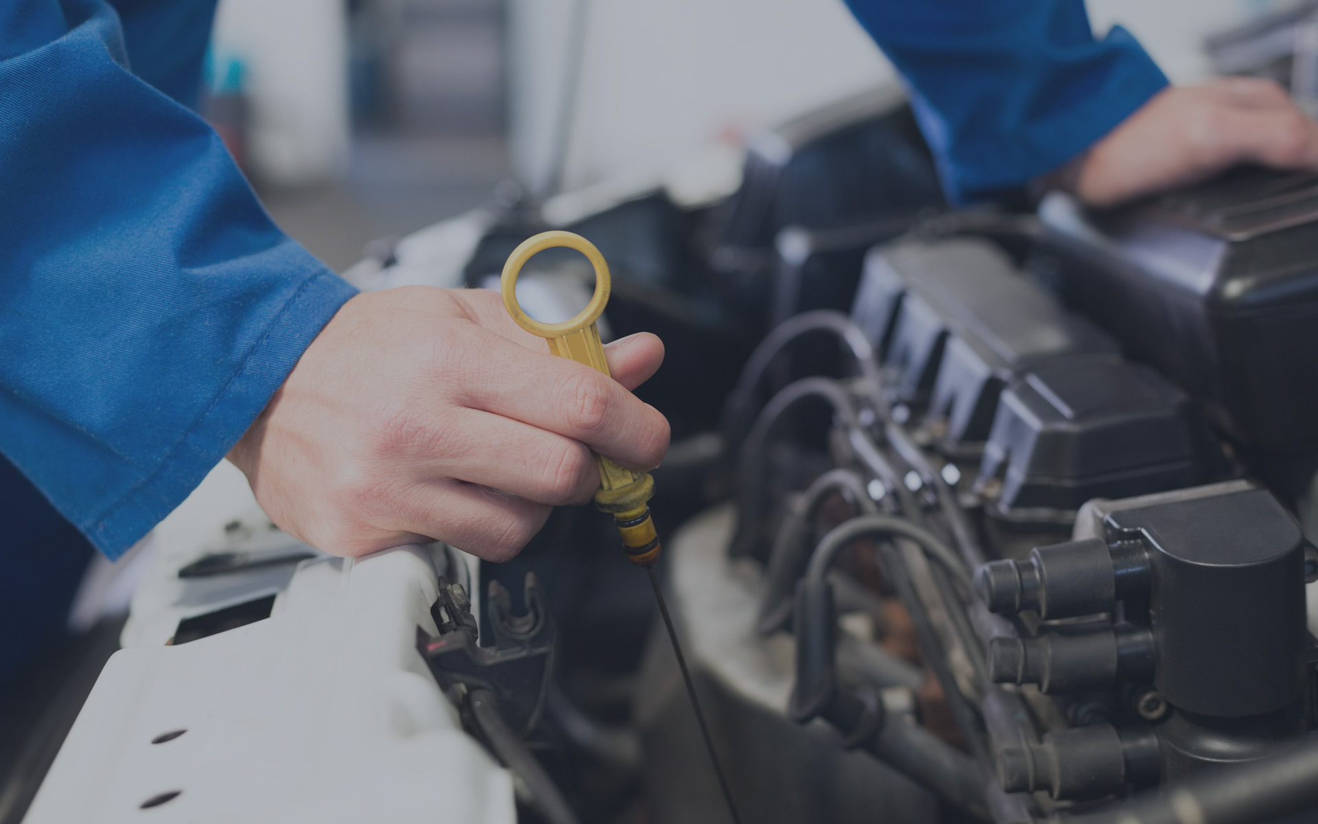 Vehicle Oil Check Service